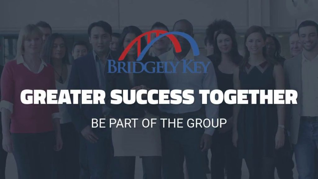 Bridgely Key: Greater Success Together. Be Part of the Group.